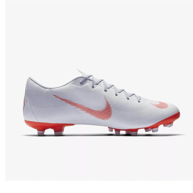 Nike Men's Vapor 12 Academy MG Football Boot- Wolf Grey